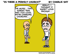 Is_there_a_perfect_church